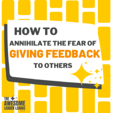 how to give feedback to employees training
