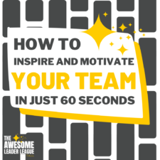 How to motivate your team training