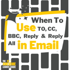 writing effective email training